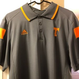 Tennessee coach's shirt